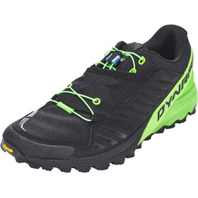 Dynafit Alpine Pro Schoenen Heren, black/dna green